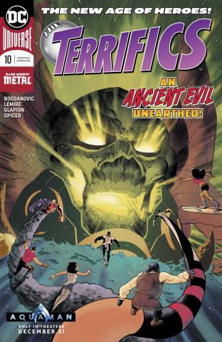 The Terrifics #10
