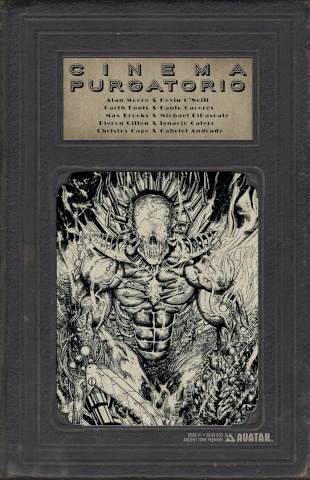 Cinema Purgatorio #1 (Ancient Tome Premium Cover)