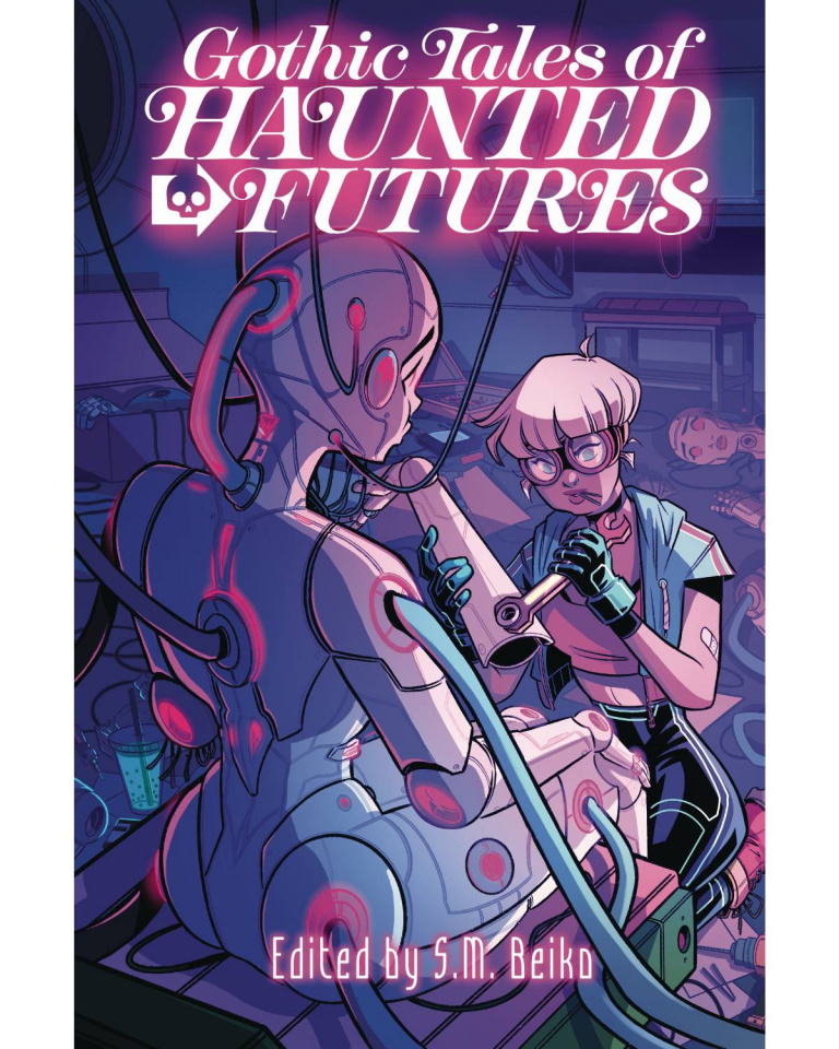 Gothic Tales of Haunted Futures