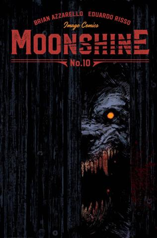 Moonshine #10 (Zaffino Cover)