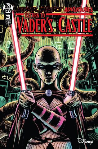 Star Wars Adventures: Return to Vader's Castle #3 (Broken Cover)