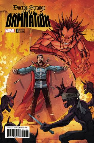 Doctor Strange: Damnation #1 (Lim Cover)