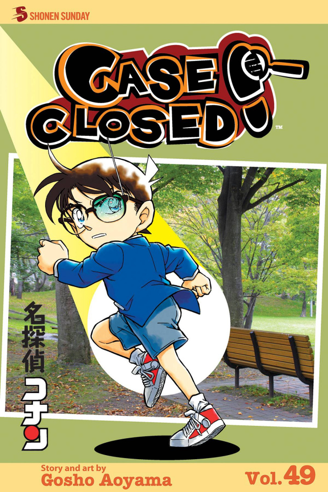 Case Closed Vol. 49