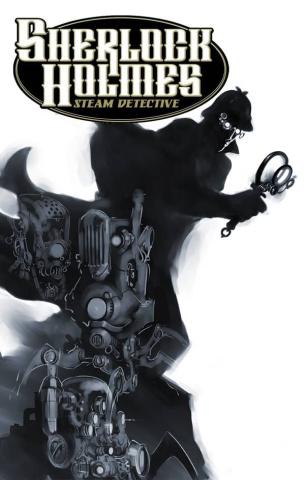 Sherlock Holmes: Steam Detective