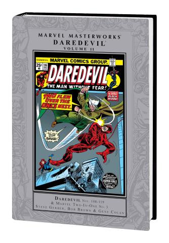 Daredevil Vol. 11 (Marvel Masterworks)