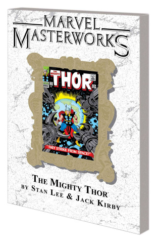 The Mighty Thor Vol. 5 (Marvel Masterworks)