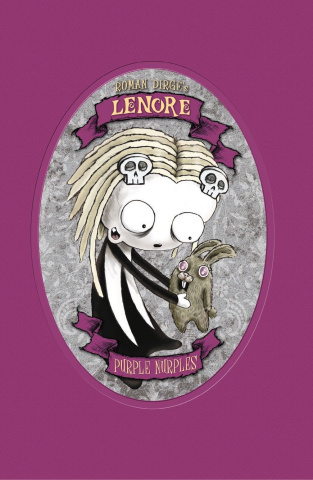 Lenore: Purple Nurples (Color Edition)