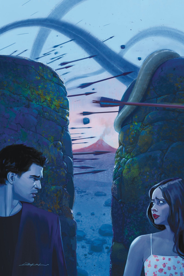 Angel, Season 11 #2 (Dekal Cover)