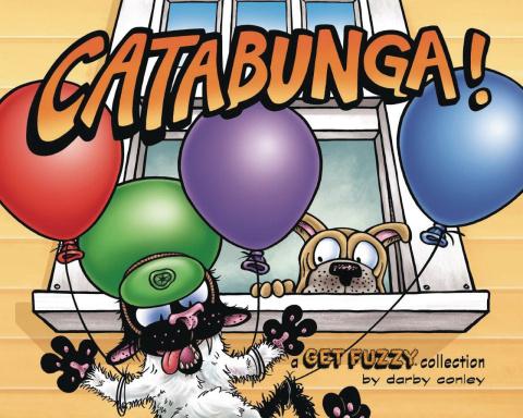 Get Fuzzy: Catabunga!