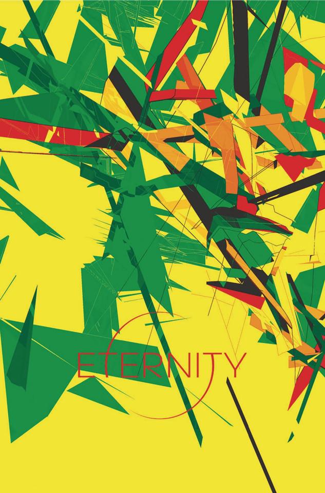 Eternity #4 (Muller Cover)