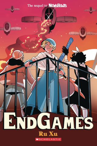 Newsprints Vol. 2: EndGames