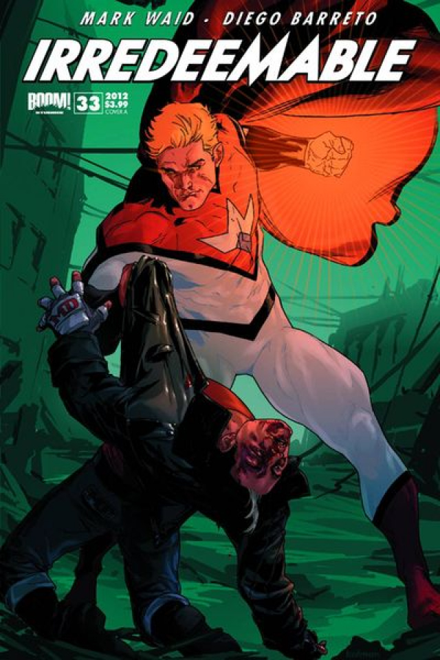 Irredeemable #33