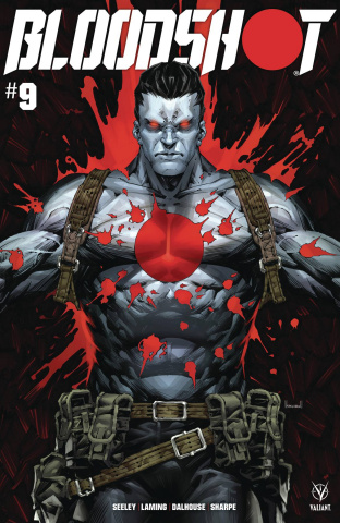 Bloodshot #9 (Ngu Cover)
