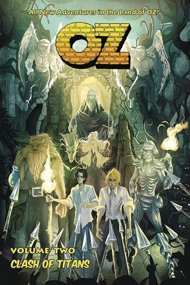 Oz Vol. 2: Clash of Titans