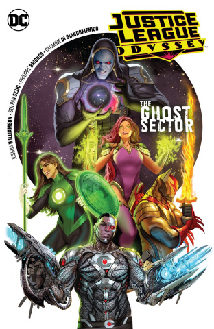 Justice League: Odyssey Vol. 1: The Ghost Sector