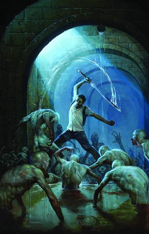 The Strain: The Night Eternal #1