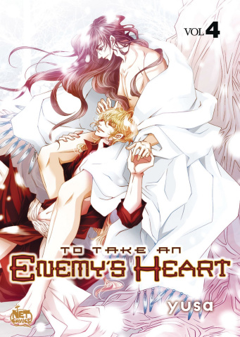 To Take an Enemy's Heart Vol. 4