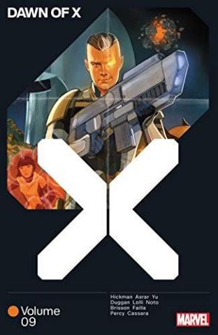 Dawn of X Vol. 9