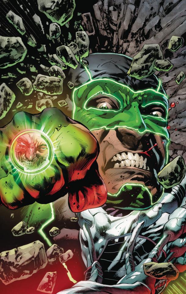 Green Lanterns #54