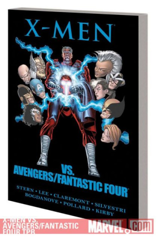 X-Men vs. Avengers and Fantastic Four