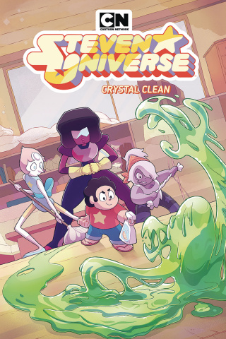 Steven Universe Vol. 5: Crystal Clean