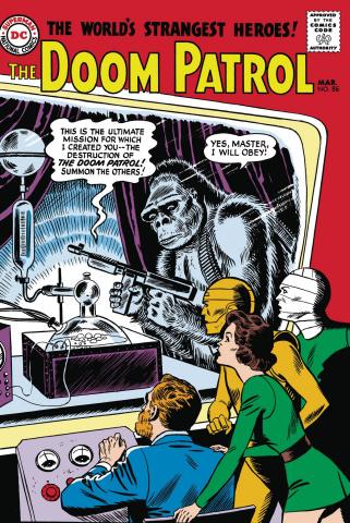 The Doom Patrol: The Silver Age (Omnibus)