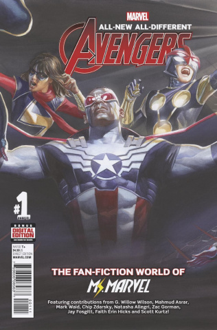 All-New All-Different Avengers Annual #1