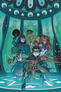 Teen Titans #2 (Variant Cover)