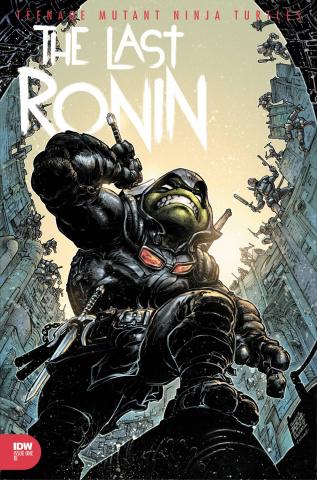 Teenage Mutant Ninja Turtles: The Last Ronin #3 (10 Copy Freddie Williams Cover)
