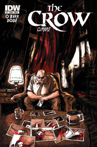 The Crow: Curare #1