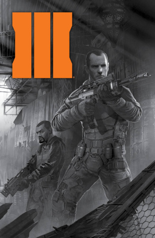 Call of Duty: Black Ops III #1 (2nd Printing)