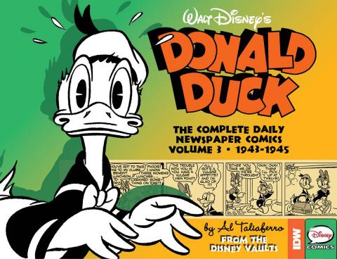 Walt Disney's Donald Duck: The Complete Daily Newspaper Comics Vol. 3