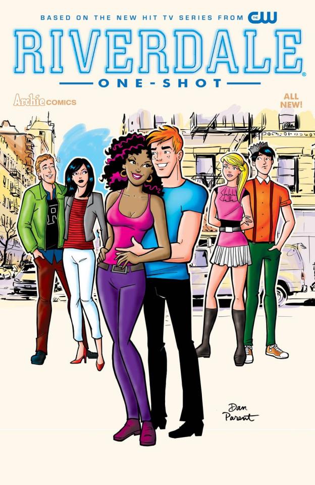 Riverdale #1 (Dan Parent Cover)