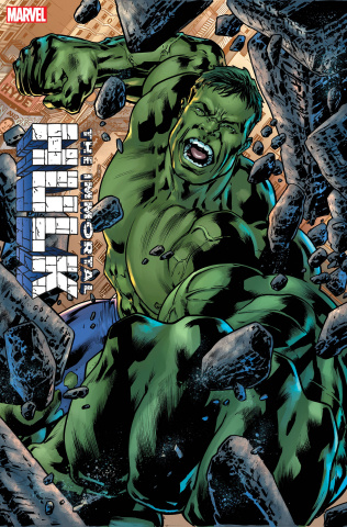The Immortal Hulk #50 (Hitch Cover)
