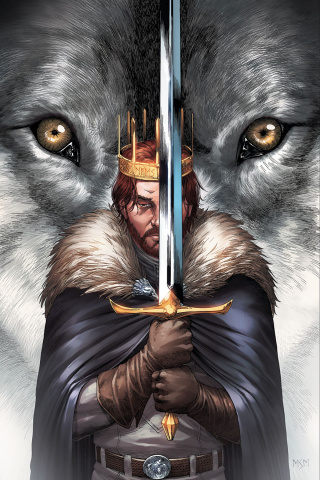 A Game of Thrones: A Clash of Kings #4 (25 Copy Cover)