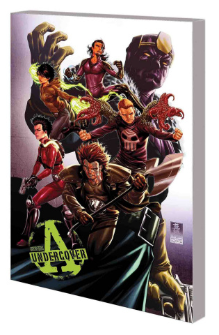 Avengers Undercover (Complete Collection)