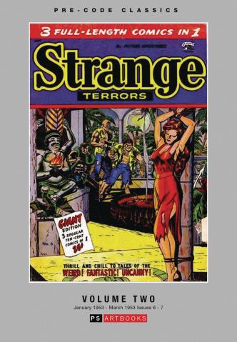 Strange Terrors Vol. 2