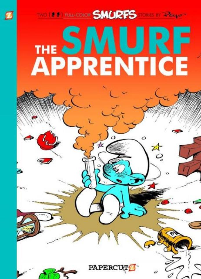 The Smurfs Vol. 8: The Smurf Apprentice