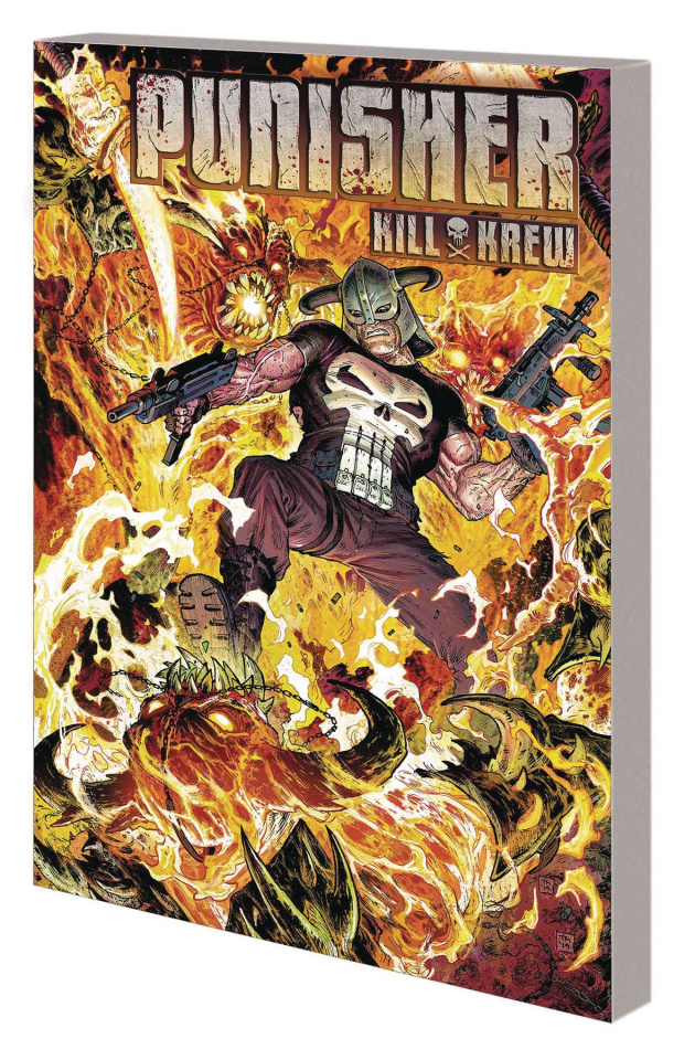 The Punisher: Kill Krew