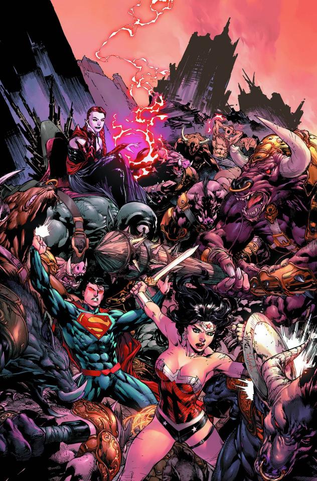 Superman / Wonder Woman #17