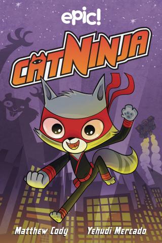 Cat Ninja Vol. 1