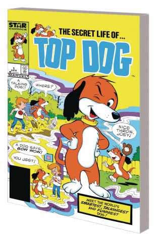 Star Comics: Top Dog (Complete Collection)