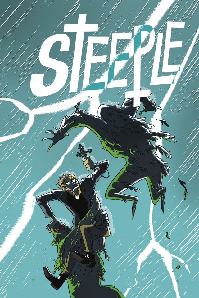 Steeple #2 (Treiman Cover)