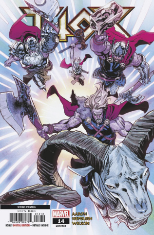Thor #14 (Hepburn 2nd Printing)