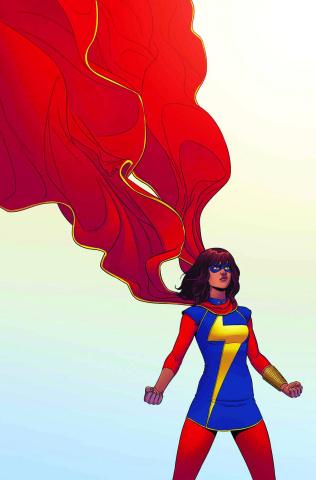 Ms. Marvel #3 (2nd Printing)