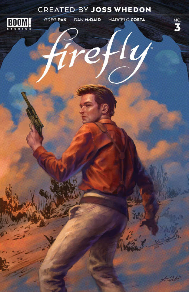 Firefly #3 (2nd Printing)