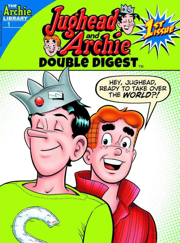 Jughead & Archie Double Digest #1