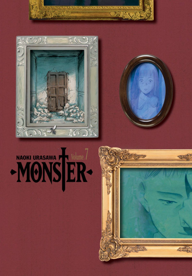 Monster Vol. 7 (Perfect Edition by Urasawa)