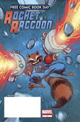 Rocket Raccoon (Free Comic Book Day 2014)