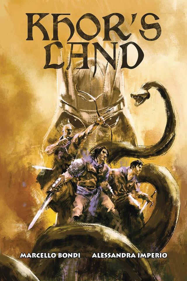 Khor's Land Vol. 1